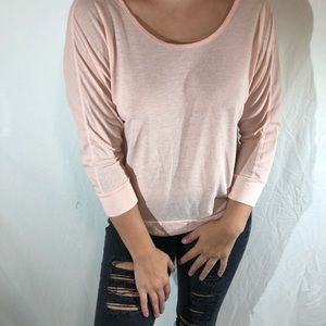American Eagle 3/4 Sleeve Blouse